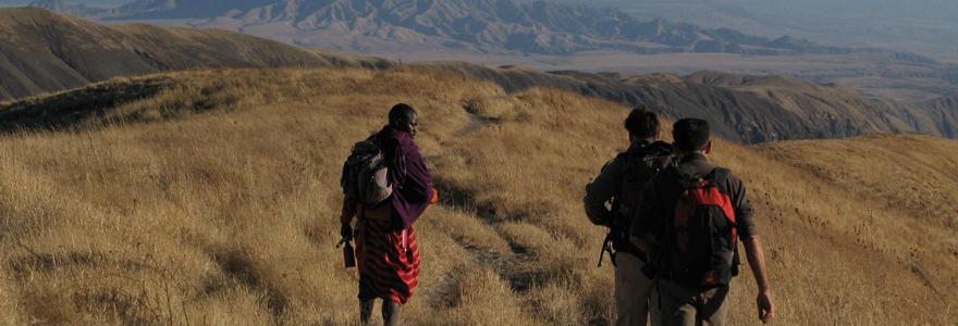 Trek Masaï